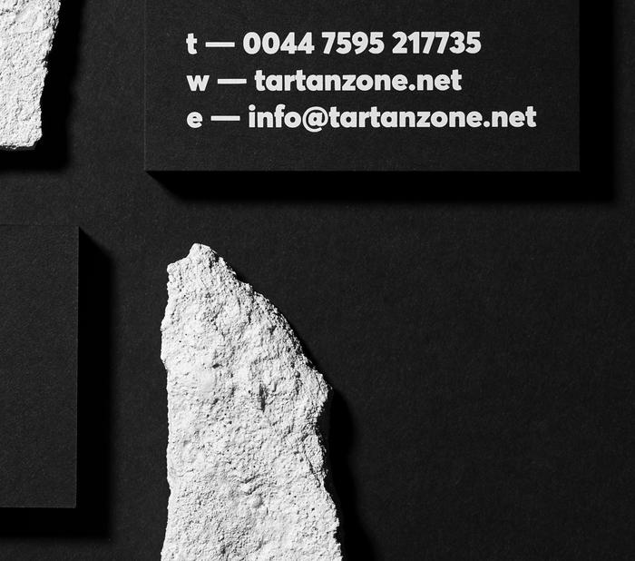 Tartan Zone Media identity 3