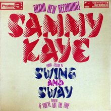 <cite>Swing And Sway</cite> – Sammy Kaye