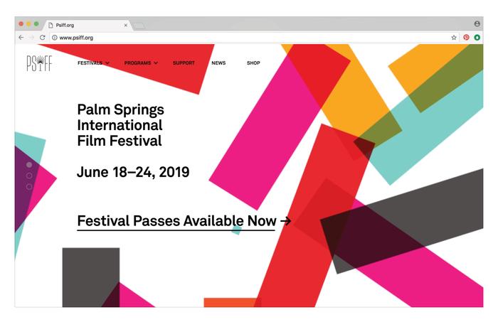 Palm Springs International Film Festival (fictional rebrand) 5
