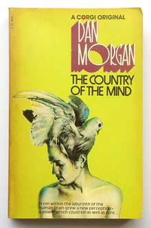 <cite>The Country of the Mind</cite> by Dan Morgan (Corgi Books)