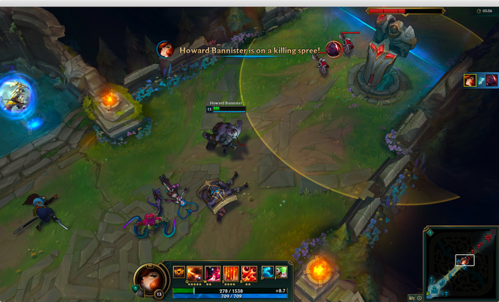 League of Legends game and website 7