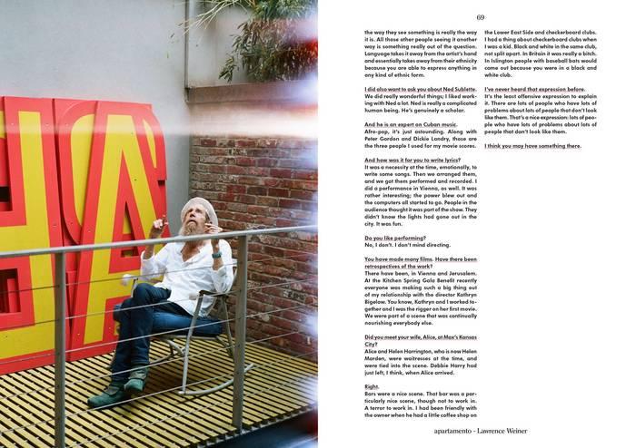 Apartamento magazine (2008–) 10