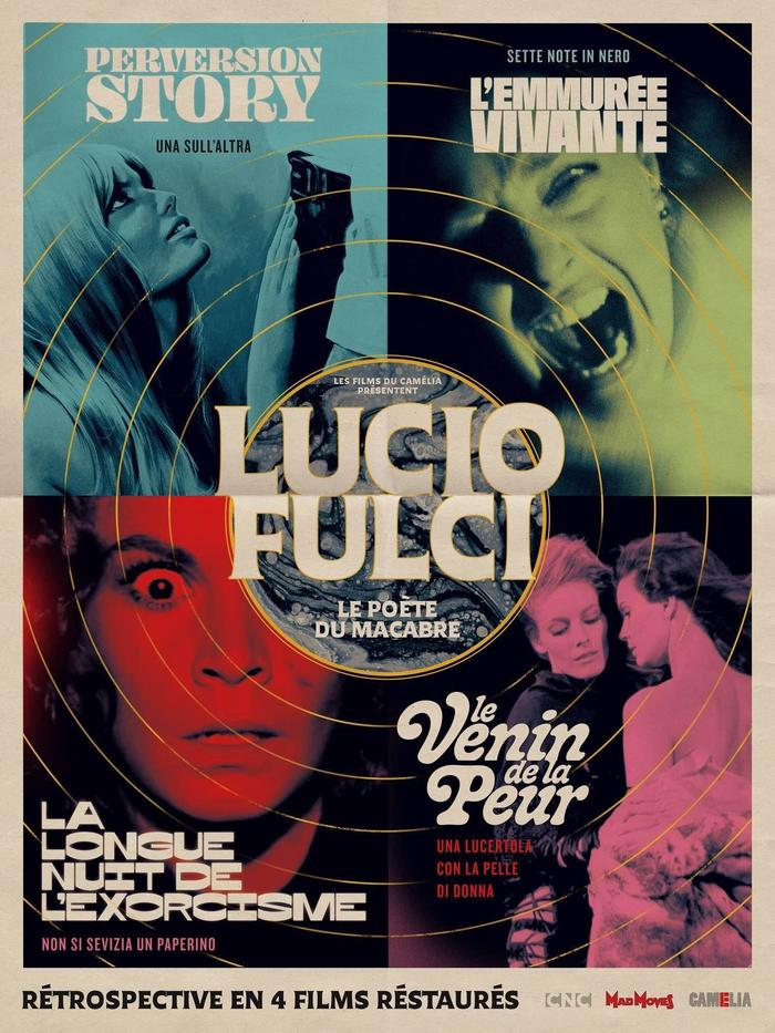 Lucio Fulci – Le Poète du Macabre 1