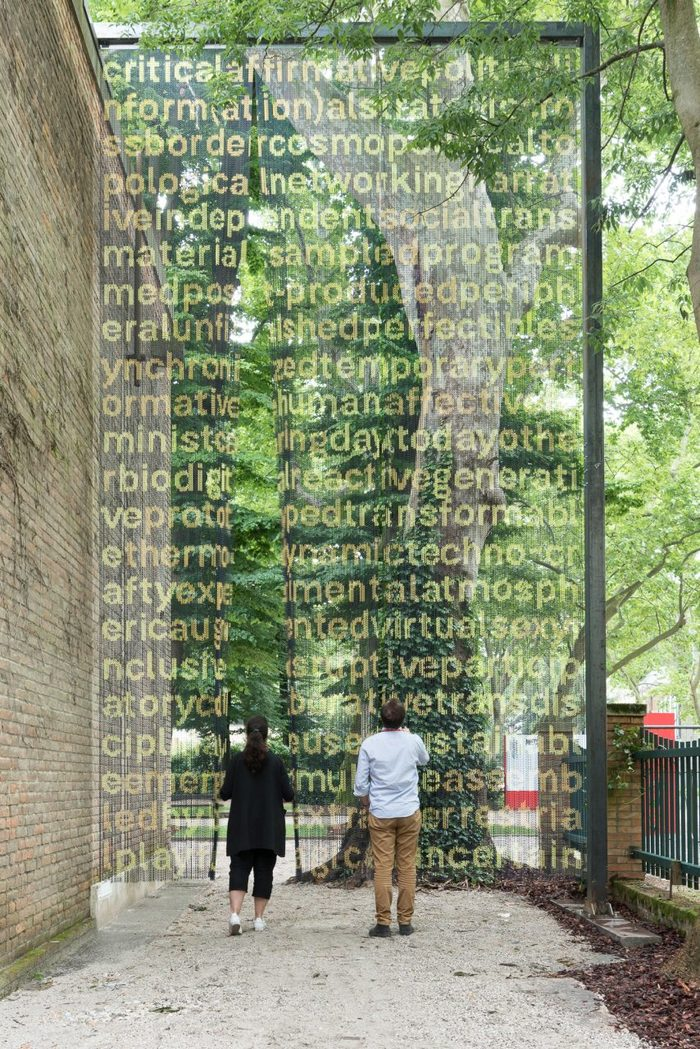 Come-In, Spanish pavilion in the Venice Biennale 2018 1