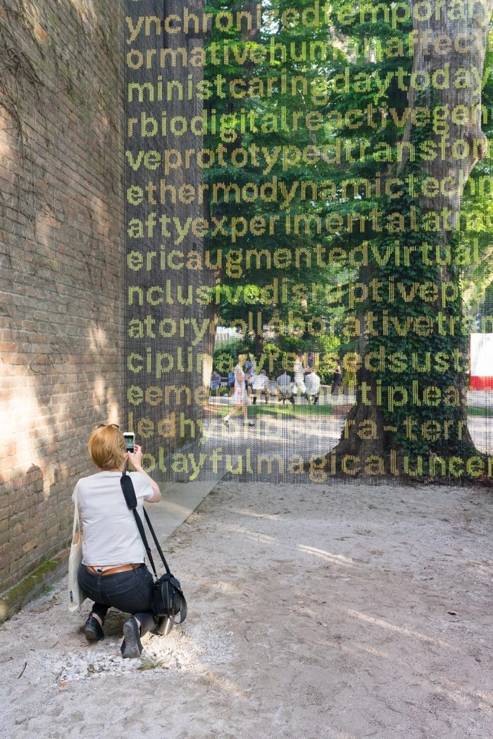 Come-In, Spanish pavilion in the Venice Biennale 2018 6