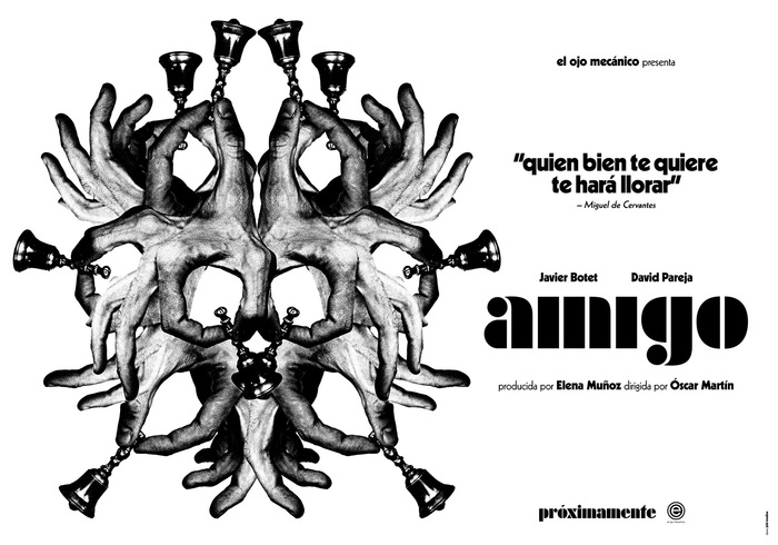 Amigo movie poster and title sequence 4