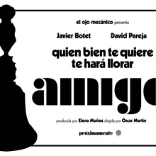 <cite>Amigo</cite> movie poster and title sequence