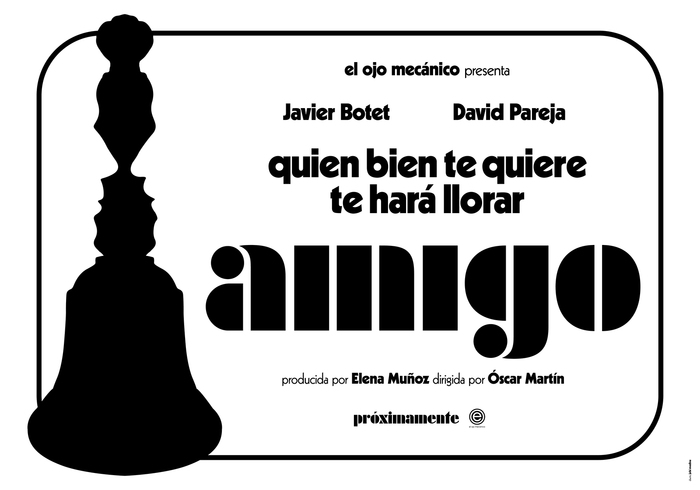 Amigo movie poster and title sequence 1
