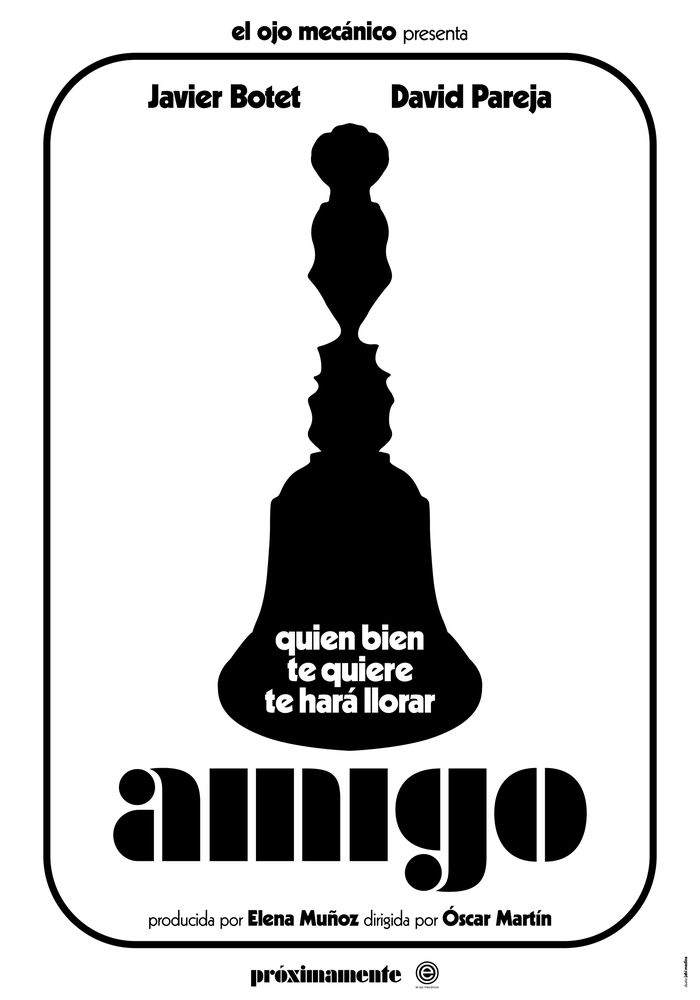 Amigo movie poster and title sequence 2