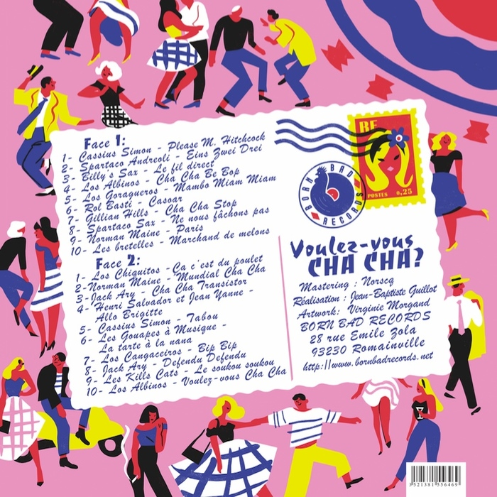 Voulez-vous CHA-CHA?: French Cha-cha 1960–1964 2