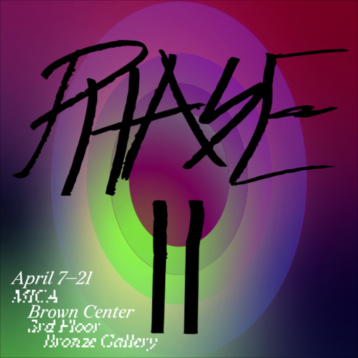 """""""Can you name five designers of color?"""", Phase II exhibition, MICA 5"""