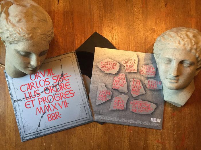 Orval Carlos Sibelius – Ordre et progrès album art 3