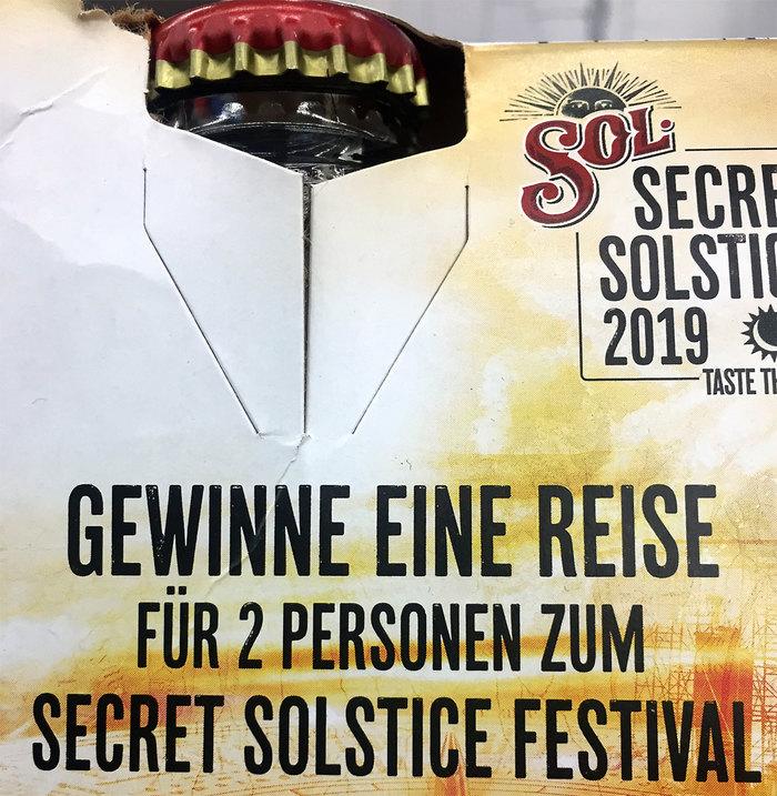 """Taste the Sun"" campaign for Sol Cerveza beer 8"