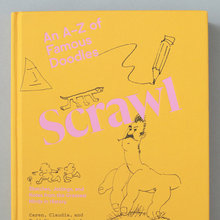 <cite>Scrawl: An A to Z of Famous Doodles</cite>