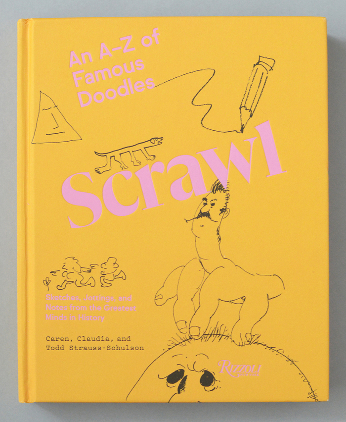 Scrawl: An A to Z of Famous Doodles 1