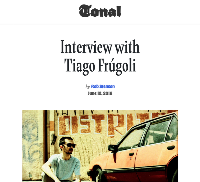 Tonal blog 5