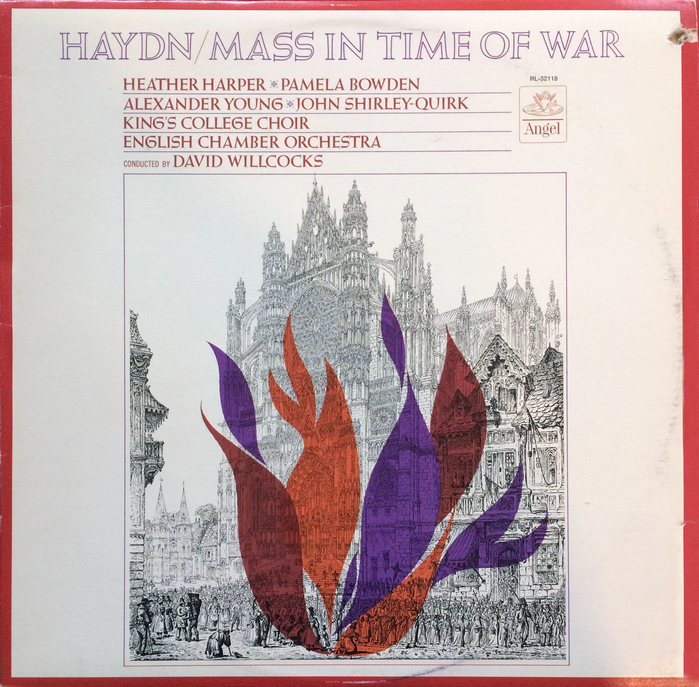 Haydn – Mass in Time of War (Angel Records)