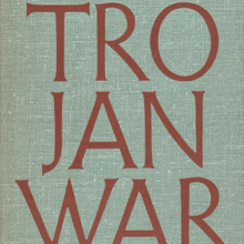 <cite>The Trojan War</cite> by Thomas Bulfinch (Kurt H. Volk)