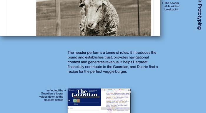 Zef's website 4