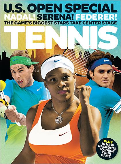 Tennis magazine 13