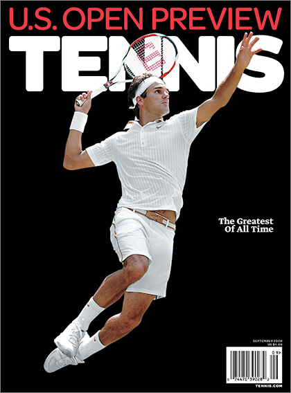 Tennis magazine 14