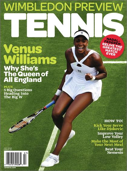 Tennis magazine 15