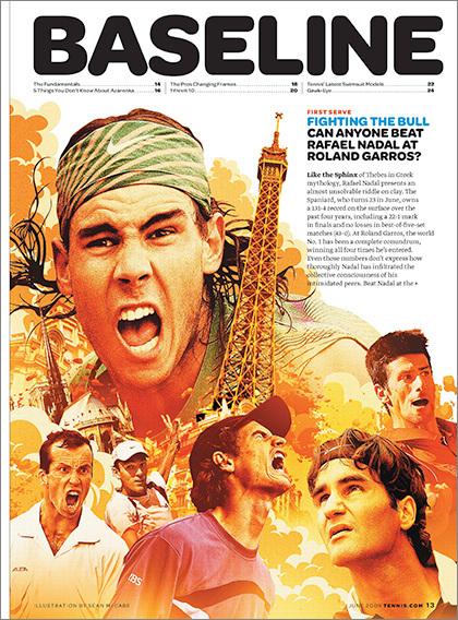 Tennis magazine 16