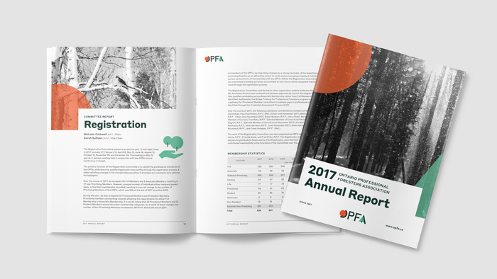 Ontario Professional Foresters Association (OPFA) 7