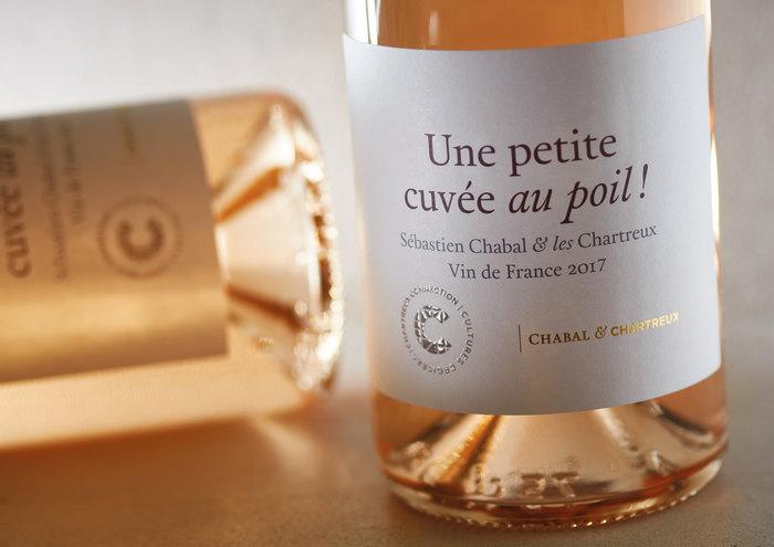 The wines of Sébastien Chabal & le Cellier des Chartreux 4