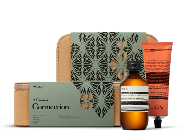 "Aēsop ""Atlas of Attraction"" gift kits 2"