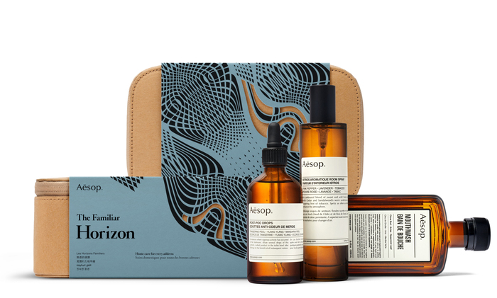 "Aēsop ""Atlas of Attraction"" gift kits 4"