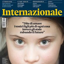 <cite>Internazionale </cite>magazine, 2019