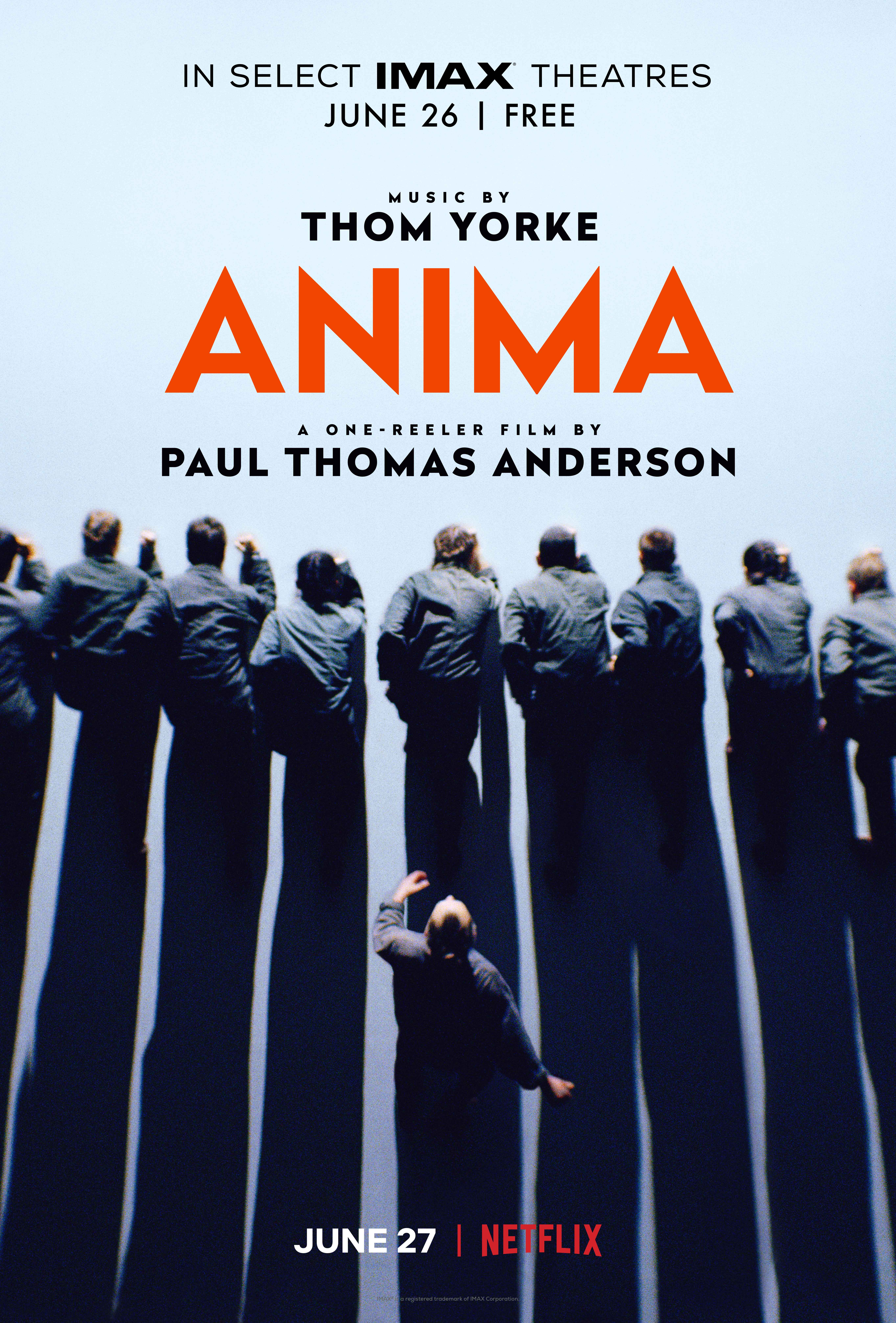 Anima – Thom Yorke - Fonts In Use
