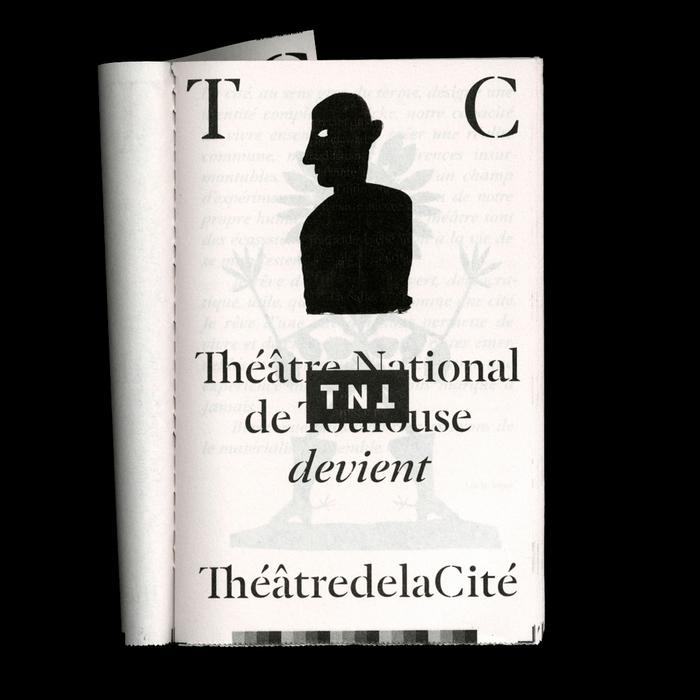 ThéâtredelaCité posters and website (2019–2020) 3