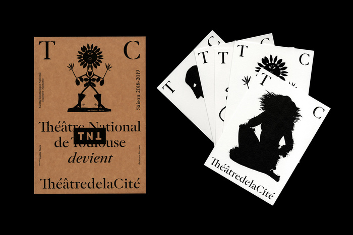 ThéâtredelaCité posters and website (2019–2020) 4