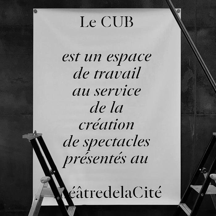 ThéâtredelaCité signage 4