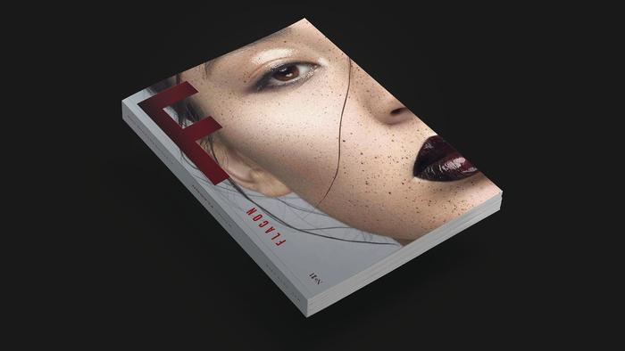 Flacon magazine redesign 1