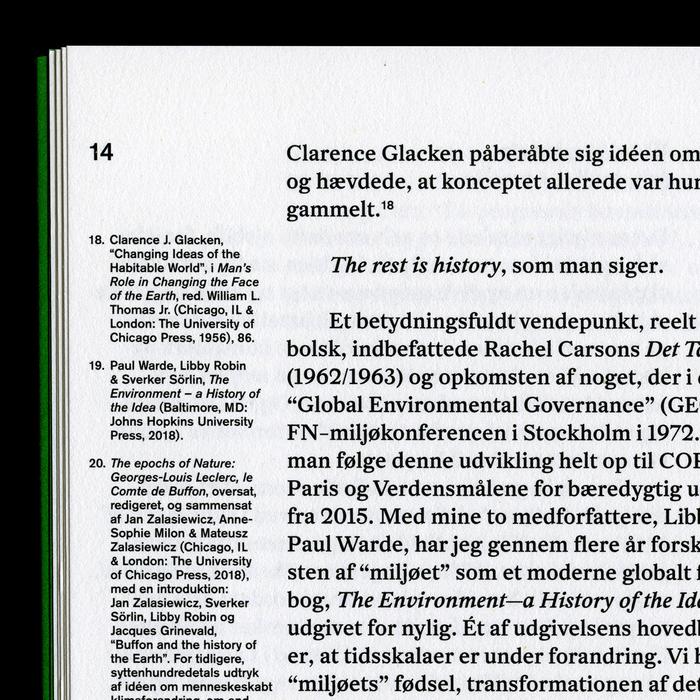 Historiens Vilkår i en Brydningstid – Sverker Sörlin 5