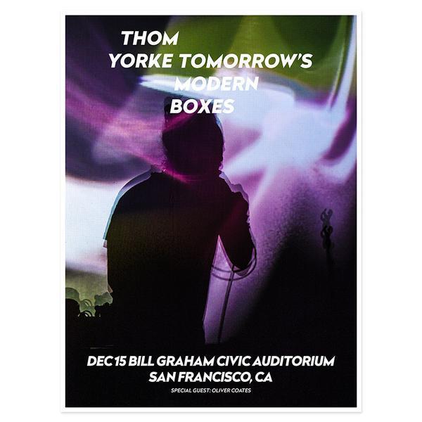 Tomorrow's Modern Boxes – Thom Yorke 3