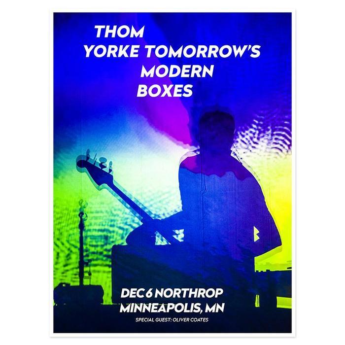 Tomorrow's Modern Boxes – Thom Yorke 4