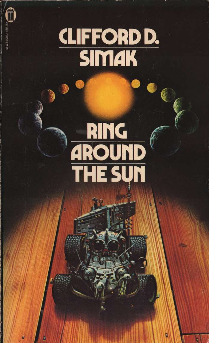 Ring Around The Sun – Clifford D. Simak