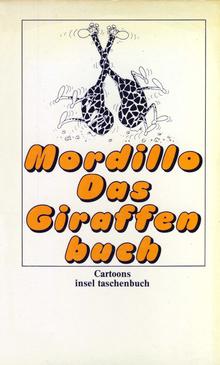 <cite>Das Giraffenbuch</cite> – Mordillo