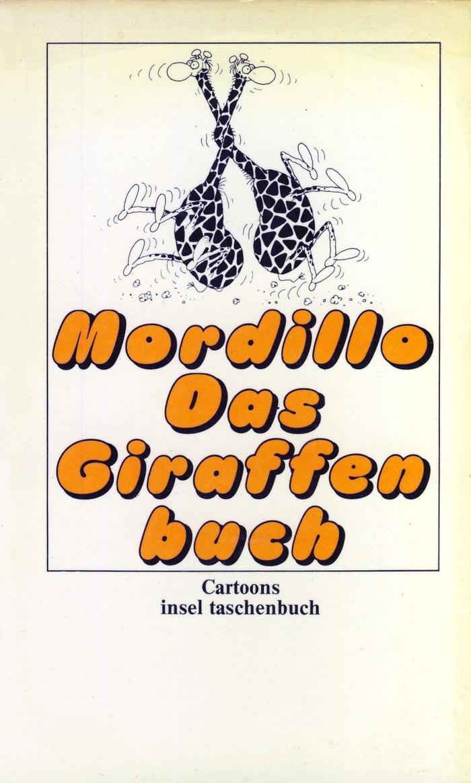 Das Giraffenbuch, 1973.