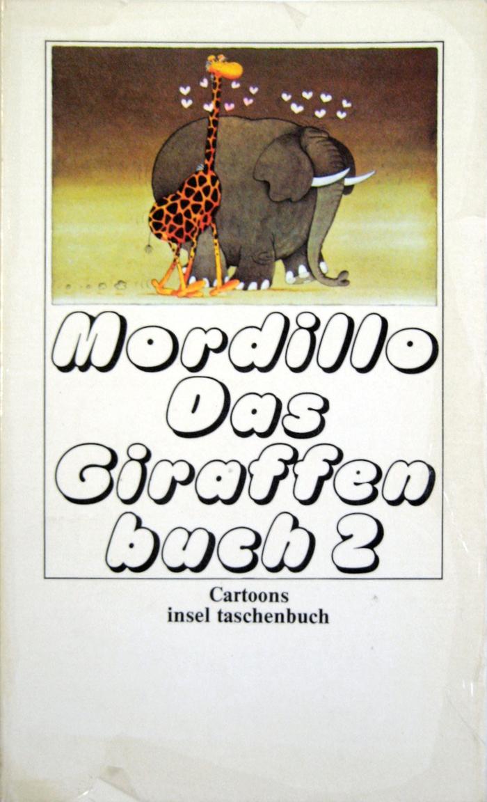Das Giraffenbuch 2, 1974.