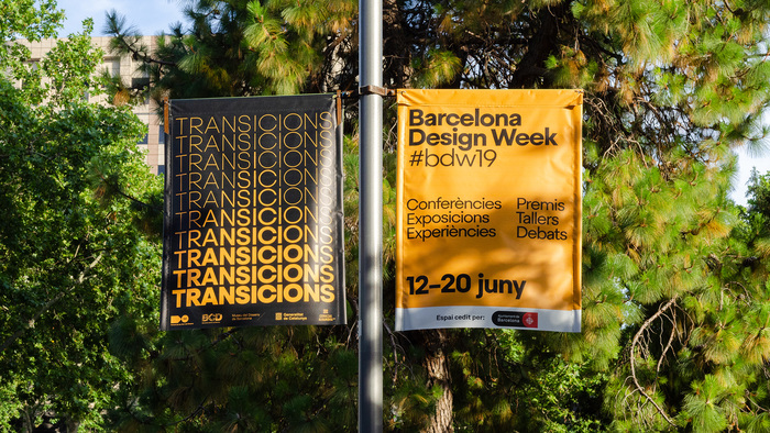Barcelona Design Week 2019: Transicions 3