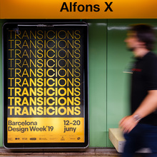 Barcelona Design Week 2019: Transicions