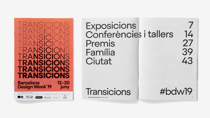 Barcelona Design Week 2019: Transicions 7