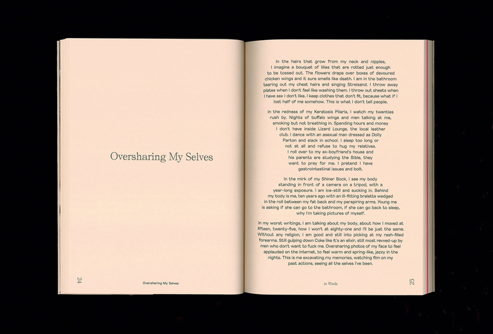Oversharing My Selves: in Words & Pictures by Sarah May 5
