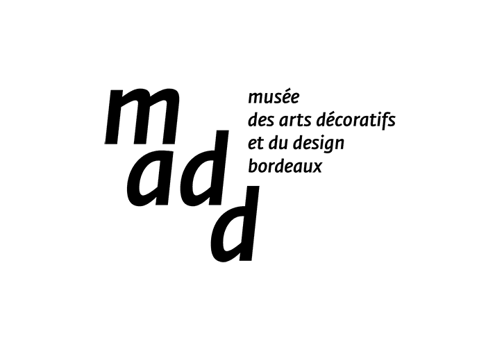 Logotype in lowercase letters from Fedra Sans Italic.