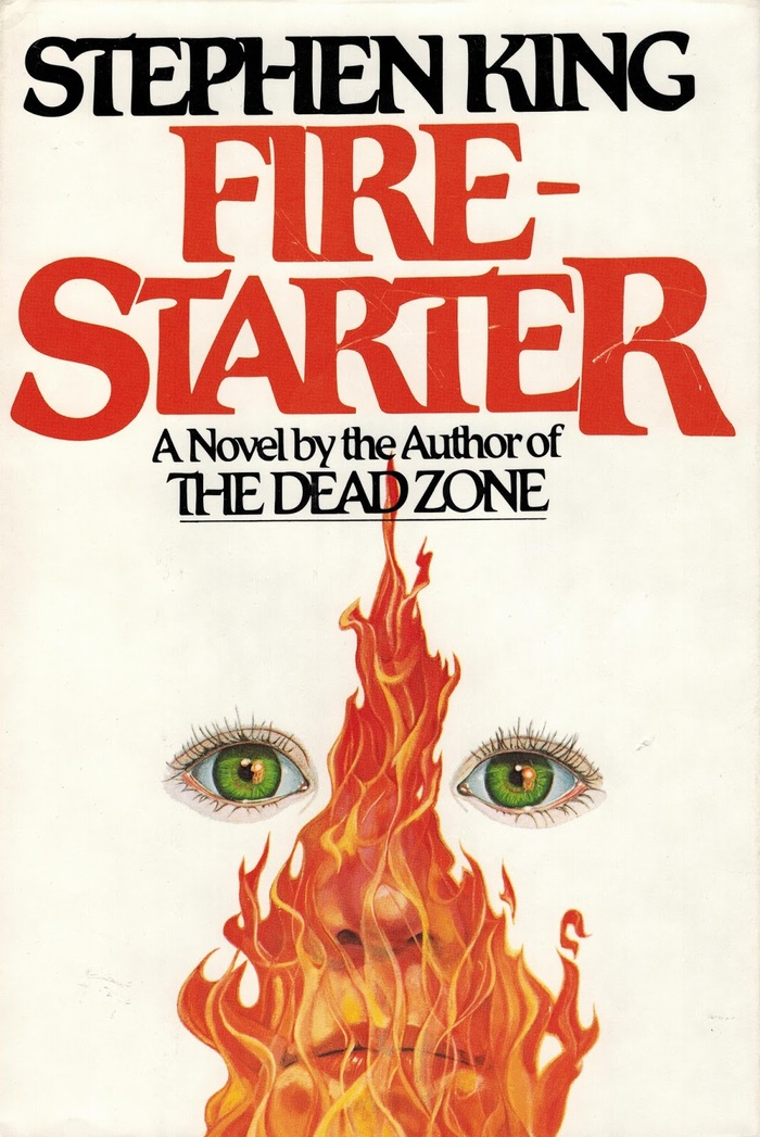 Firestarter, Viking 1st Edition 5